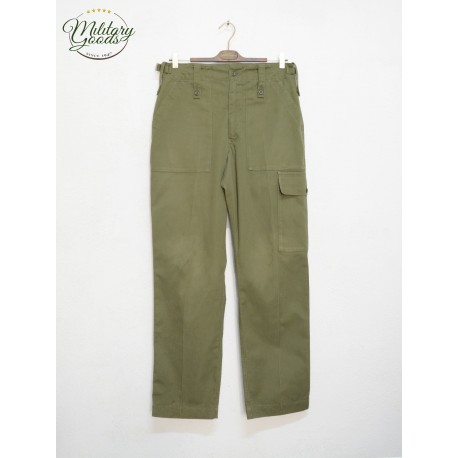 Pantaloni Militari Inglesi Anni '80