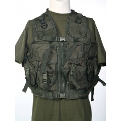 Gilet Tattico Soft Air Mil-Tec 9 Tasche