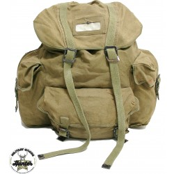 Italian Army Alpine Military Backpack with Frame