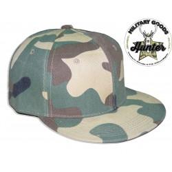 Cappello Snapback Mimetico
