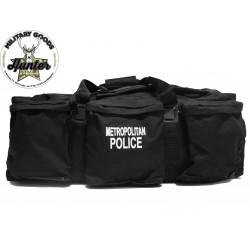 """Borsone Polizia Inglese """"Metropolitan Police"""" Doppio Uso"""