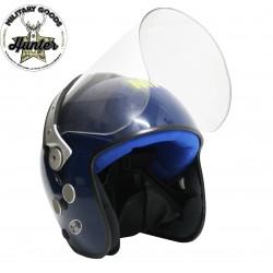 "Elmetto Casco Antisommossa ""Anti Riot Helmet"" Polizia Inglese"