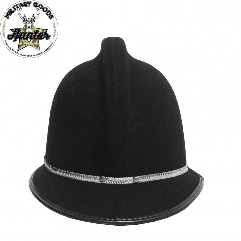 ... Cappello Polizia Inglese Police Bobby Hat 4ee7db6295b6
