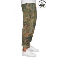 Pantaloni Militari Esercito Tedesco Flecktarn