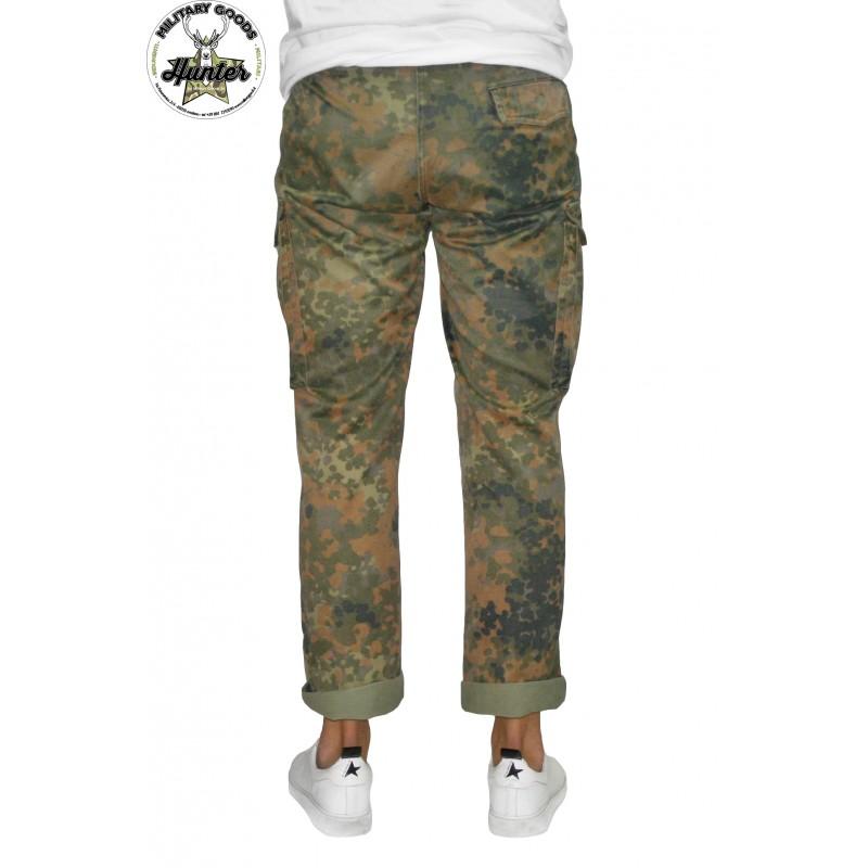 l Goods Pantalone Flecktarn S r Tedesco Military QoCxBtrsdh