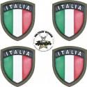 Velcro Militare Scudetto Italiano