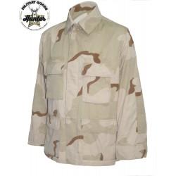 Camicia Militare Americana BDU Desert
