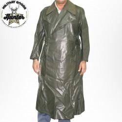 Cappotto Impermeabile Gommato Militare Esercito Tedesco