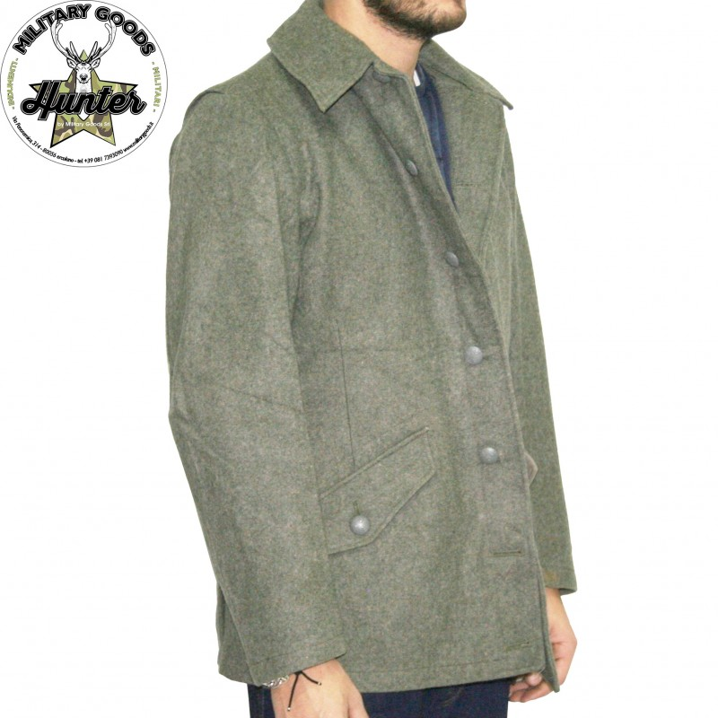 quality design d1618 baa1d Giacca Lana Svedese - Military Goods S.r.l