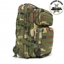 "Zaino Tattico Militare D'Assalto ""Tactical Assault Backpack"" 60 Litri"