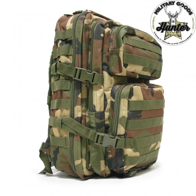 fc242d05a7 Zaino Militare Tattico D'Assalto - Military Goods S.r.l