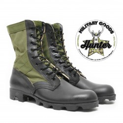 Anfibi Militari Esercito Americano Jungle Combat Panama Soles US Army Vintage