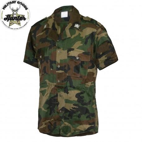 Camicia Militare Policroma Esercito Italiano