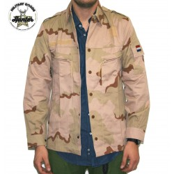 Camicia Militare Olandese Originale