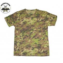 T-Shirt Militare Maniche Corte