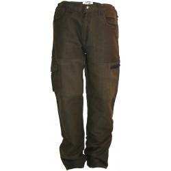Pantalone caccia canvas CTB
