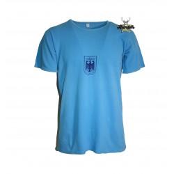 T-Shirt Militare Tedesca Da Ginnastica Bundeswher