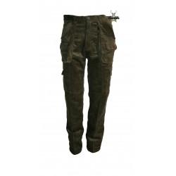 Pantaloni Da Caccia in Velluto Foderato - CTB