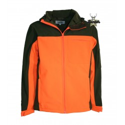Giacca Caccia Soft-Shell Cinghiale - CTB