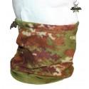 Scaldacollo Cappello Militare in Pile