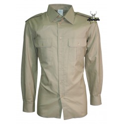Camicia Militare Esercito Italiano Manica Lunga