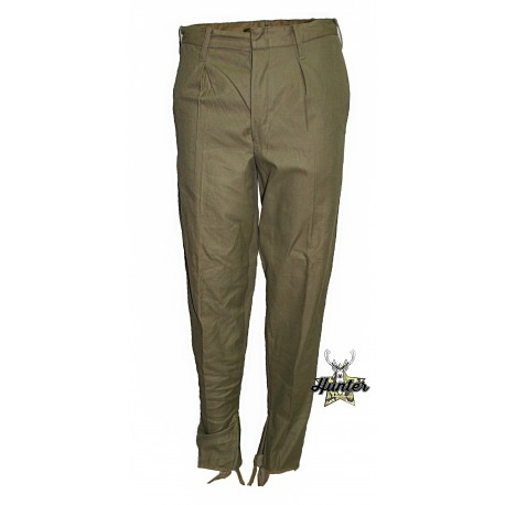 Pantaloni Militari Esercito Rumeno Vintage