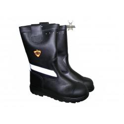 Stivali Anfibi Vigili del Fuoco Originali Con Goretex VVF HAIX