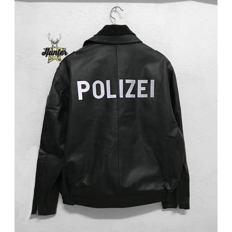 half off 4e72d 00a2d Giubbino Giacca Militare Polizia Tedesca Polizei Originale ...