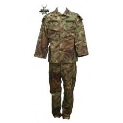 Completo Divisa Militare Vegetata Defcon 5 Taglia M