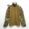 Felpa Pile Combat Shirt Multiland Defcon5