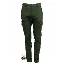 Pantaloni Da Caccia Foderato Soft Shell CTB