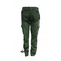Pantaloni Da Caccia Canvas-Kevlar - CTB