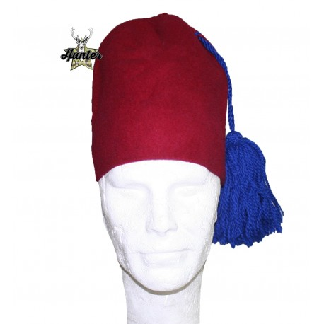 Cappello FEZ da Bersagliere Militare Esercito italiano Originale
