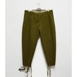 Pantaloni Militari in Lana Esercito Rumeno Originali