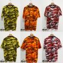T-Shirt Mimetiche Colorate