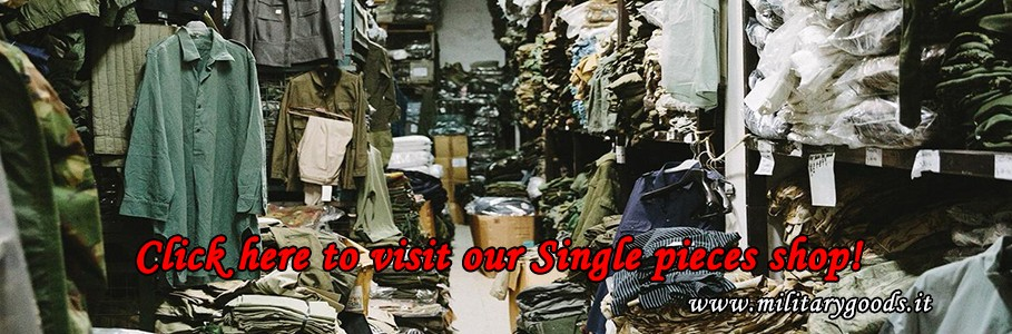 Click here to visit our Single pieces shop!